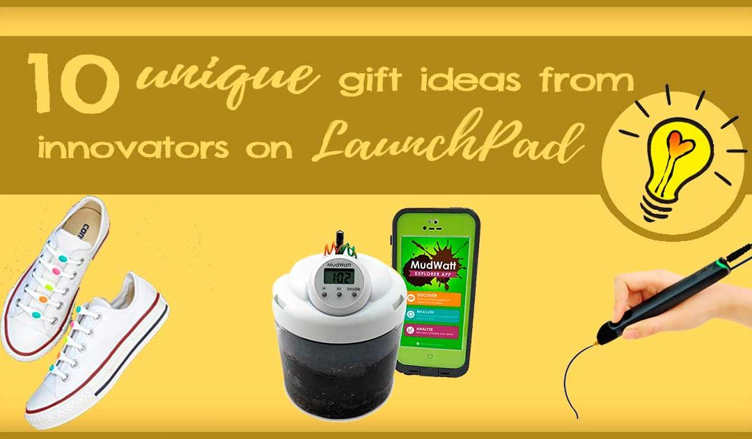 10 Innovative Gift Ideas from Amazon Launchpad