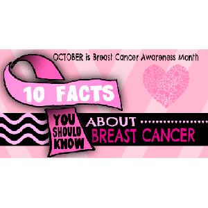 illustration breast cancer awareness