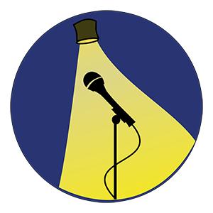 illustration microphone