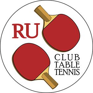 logo RU table tennis