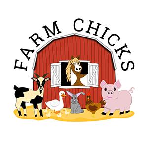 logo farm chicks