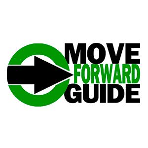 logo move forward